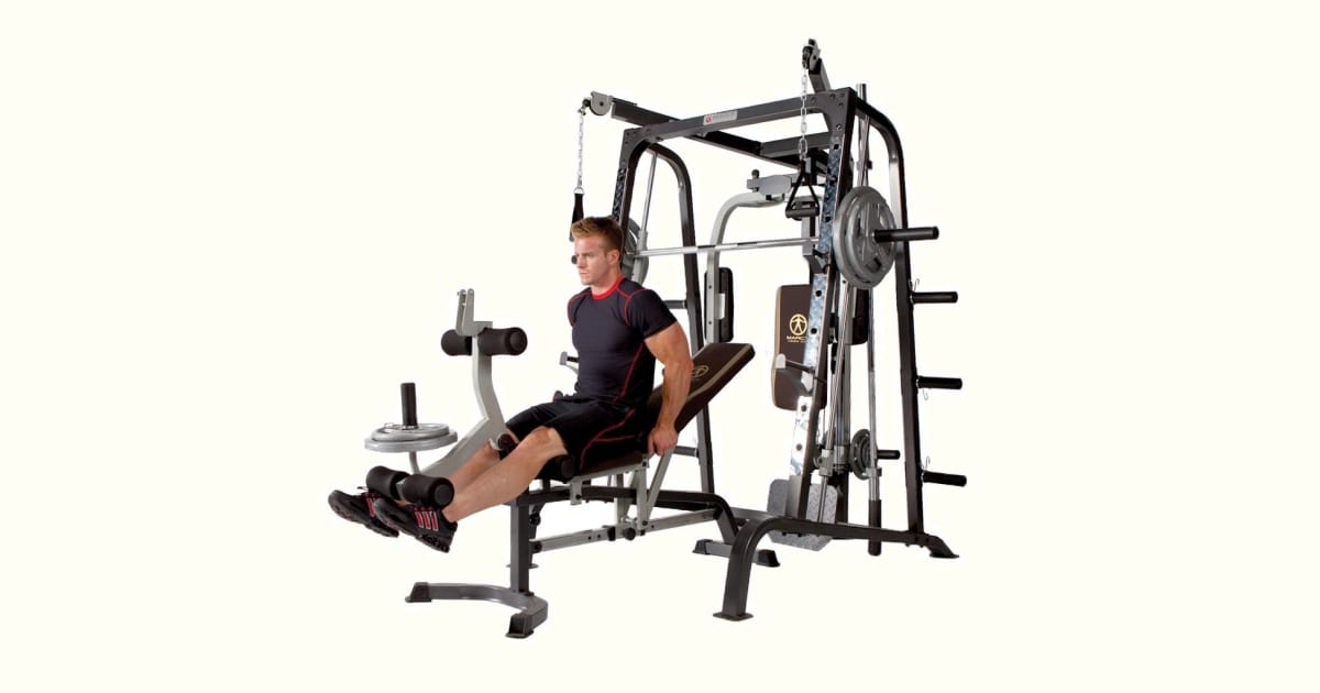 The best home gym and smith machines for use nov