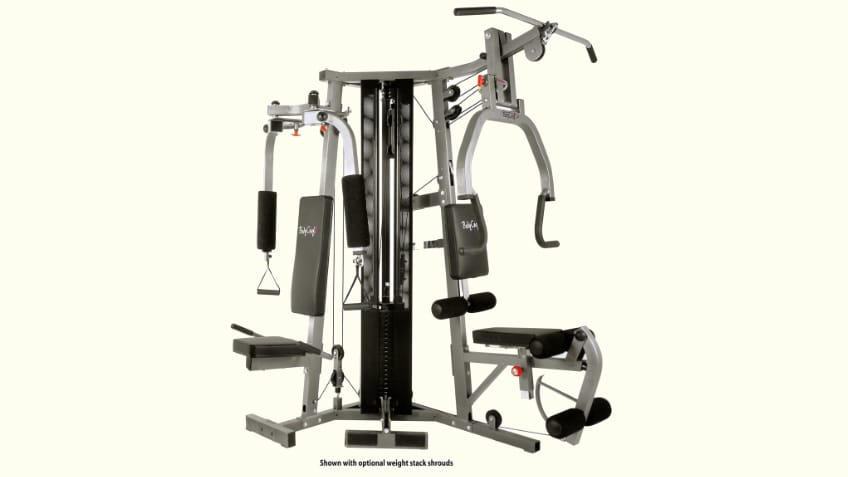 Why is the bodycraft galena pro most versatile home