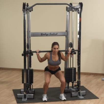 best weightstack home gym  the bodysolid gdcc210 nov 03