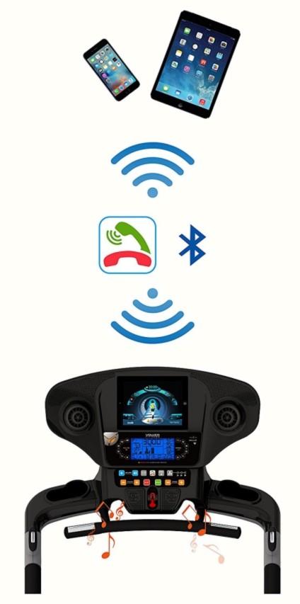 Yowza Boa Connectivity Is Via Bluetooth