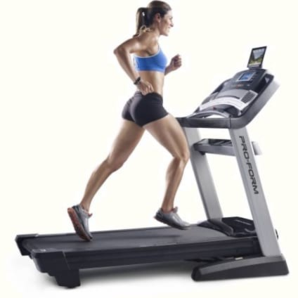 The ProForm Pro 200 Treadmill Has Built-In Interactive Journeys