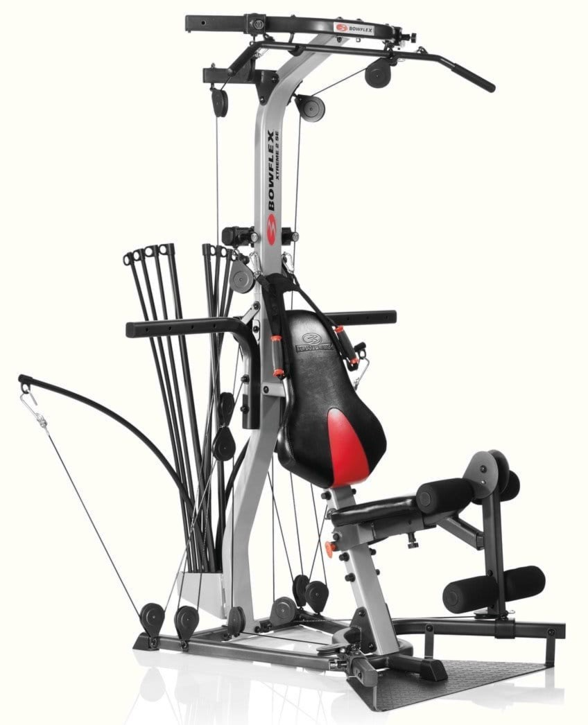 Is the bowflex xtreme se really best most compact