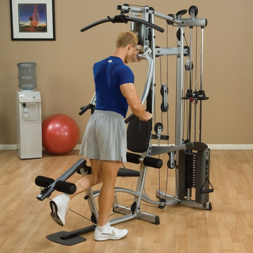 Body Solid Powerline P2X Home Gym Is Our Best Value Pick