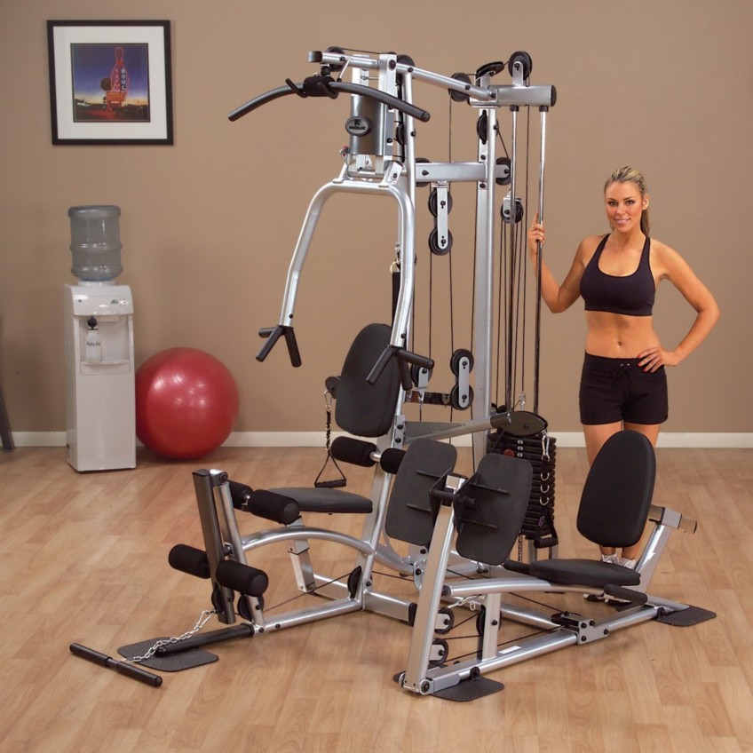 Best Value Home Gym Review The Body Solid Powerline P2x
