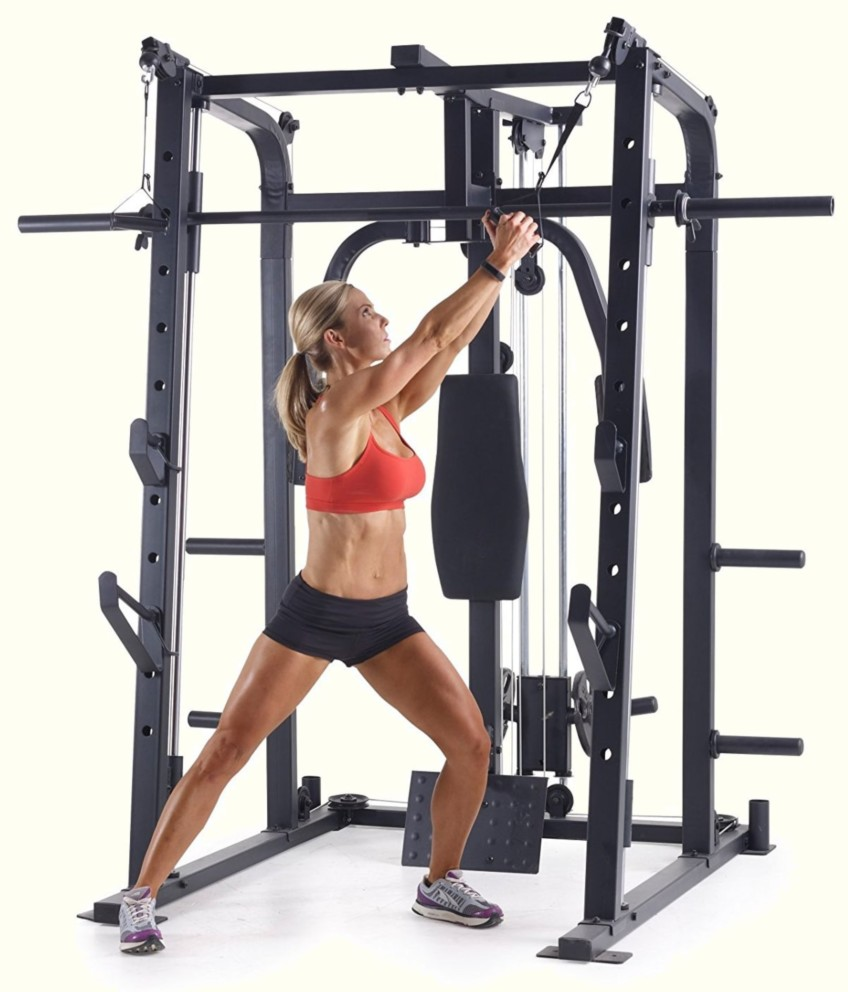 Weider Pro 8500 Smith Cage Is Our Best Value Pick