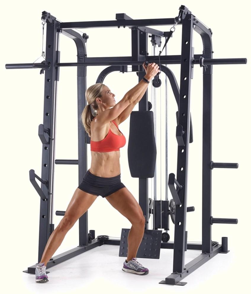 p power pro rack fitnessdigital weider propowerrack