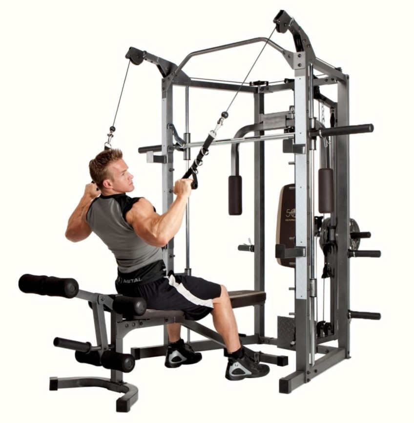 Why buy an affordable smith machine like the marcy sm