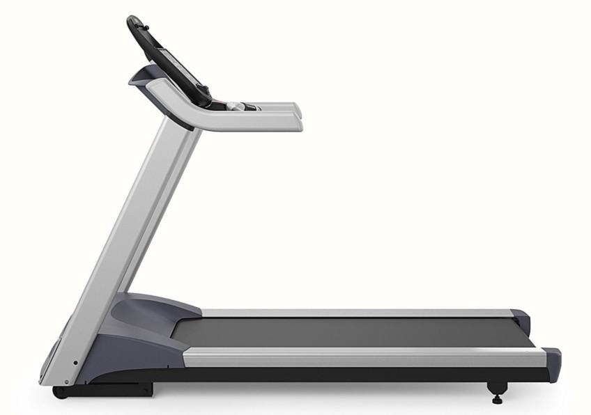 Precor TRM 243 Treadmill Review Side View